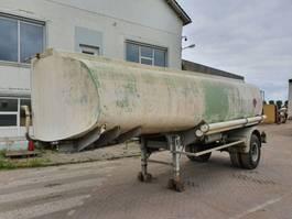 Tankauflieger Auflieger ACM 21000L Fuel tank 1971