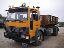tipper truck > 7.5 t Volvo FL 618 4X2 (10 NUTS AXEL) 1993