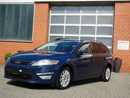 estate car Ford Mondeo 1.6 TDCi 85kW DPF ECOnetic Turnier Navi Euro 5 2011