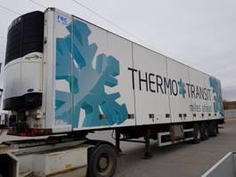 refrigerated semi trailer Krone Sideåbning 2006