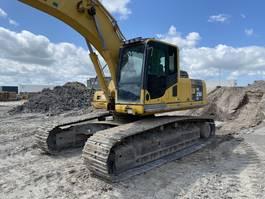 crawler excavator Komatsu Pc290 lc-8 2011