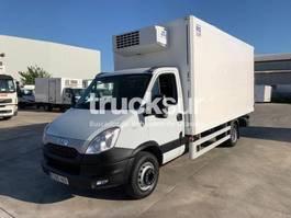 refrigerated closed box lcv Iveco 70 C17 2014