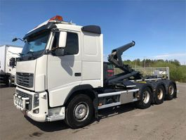 container truck Volvo FH16 540 8x4 2011
