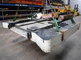 other equipment part Terex Demag AC 350/1 counterweight