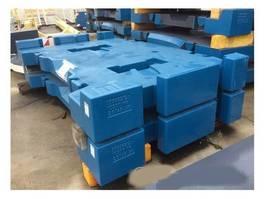 other equipment part Terex Demag explorer 5800 10,5 ton