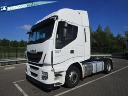 cab over engine Iveco Stralis 460 AS Intarder 2016
