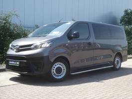 minivan - passenger coach car Toyota PRO-ACE 1.6 d4d cool comfort 2017