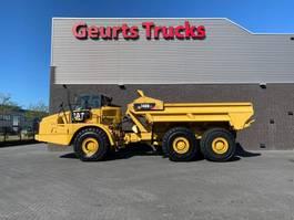 wheel dump truck Caterpillar 740 B EJ EJECTOR TRUCK 6X6 2012