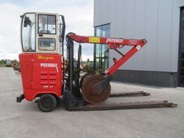 andere Baumaschine Jsb Packmat JSB Packmat PK 451 Self-driving container compactor 2005