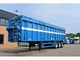 tipper semi trailer Benalu T37ABS * 60Cub * full aluminium 2000