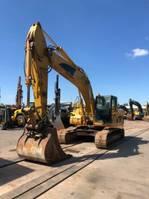 crawler excavator Caterpillar 324D LN**BJ2006*10270H *Hammerltg./Klima/Sw/TOP! 2006
