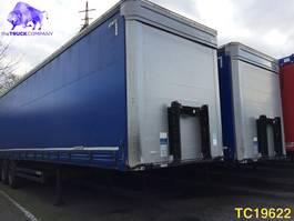 sliding curtain semi trailer Kögel Curtainsides 2014