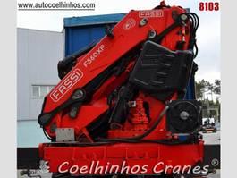 Crane arm truck part - Fassi F560 XP 34 metros 2010