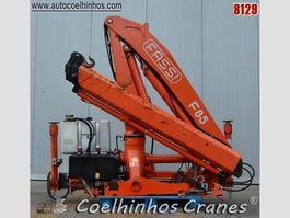 Crane arm truck part - FASSi F085-AF21 1998