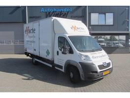closed box lcv < 7.5 t Peugeot BOXER 2012