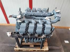 Engine truck part Liebherr D9508 A7
