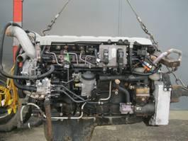 Engine truck part MAN TGX D2066 LF57 EURO 5 EEV SILNIK MOTOR 2012