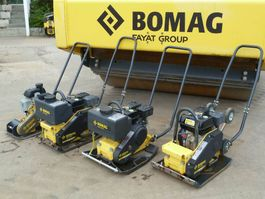 other compactors Bomag BVP/BP 10/30, 18/45, 10/35, 12/40, 12/50, 20/50