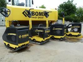 other compactors Bomag BPR 25/40, 25/50, 35/42, 36/60, 35/60, 40/60