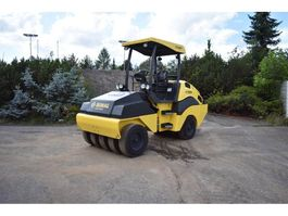 pneumatic tired compactor Bomag BW 11 RH-5 NON CE 2015