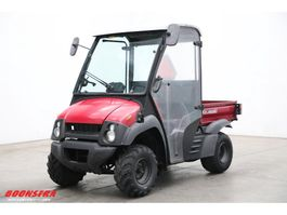 other forestry and groundcare machine Kawasaki Mule 600 Pick-Up 2003