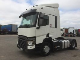 cab over engine Renault Gamme T 2014