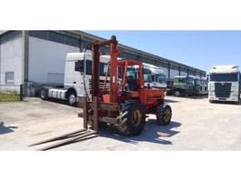 vysokozdvižný vozík Manitou Capacity 4 tons