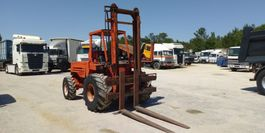 forklift Manitou Capacity 4 tons