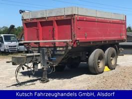 Kipper PKW-Anhänger Müller-Mitteltal KA-TA 18 Tandem Kipper 1m + 25cm Alubordwände