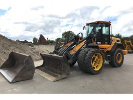 wheel loader JCB 426 2008