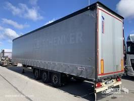 sliding curtain semi trailer Schmitz Cargobull Schuifzeil Mega 2016