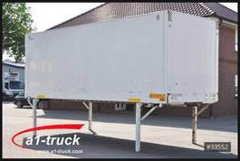 swap body box container Krone 20 x WK 7,45, Textil, Zurrösen, Code XL, Doppelstock 2012