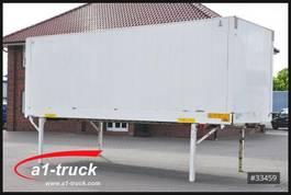 swap body box container Krone 20 x WK 7,45, Textil, Zurrösen, Code XL, Doppelstock 2011