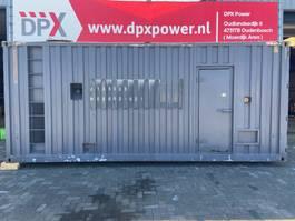 generator Cummins KTA50G3 - 1400 kVA Generator - DPX-12216 2006