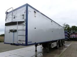 walking floor semi trailer Bulthuis Bulthuis TAWA08 2014