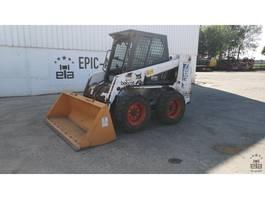 wheel loader Bobcat 763