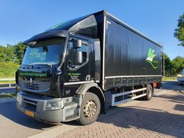 closed box truck > 7.5 t Renault PREMIUM 280.18 D MANUAL 2008
