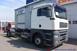 swap body truck MAN TGA 18.350 LL BDF 1.Hand 5 Sitzer Klima Schalter 2006