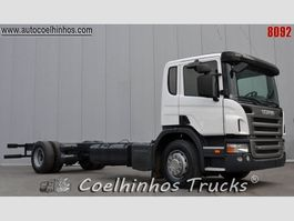 chassis cab truck Scania P 320 2009