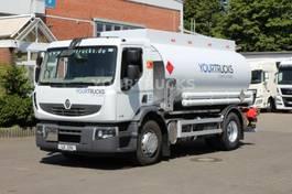 tank truck Renault Premium 310 DXI E5/Retarder/13000l/4 Kammern/ADR 2010