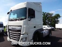 cab over engine DAF FT XF510 2016