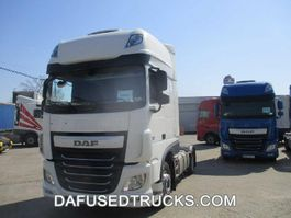 cab over engine DAF FT XF460 2017