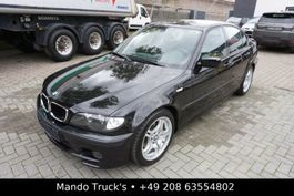 limousine car BMW 316i Lim. M Sport-Paket, Klimaaut.