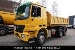 tipper truck > 7.5 t Mercedes Benz Actros 3350 K V8 6x4, 3-S Kipper, 3-P., Retarder