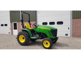 mini - compact - garden tractor John Deere 3720 2008