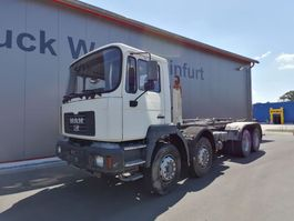container truck MAN 32.343 - Manuell 1998
