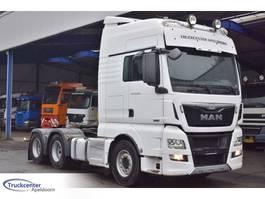 ciągnik siodłowy do ciężkich warunków pracy MAN TGX 33.560 Euro 6 6x4, Retarder, 80 Tons, Truckcenter Apeldoorn 2015