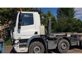container truck Ginaf X 4241 S 2012