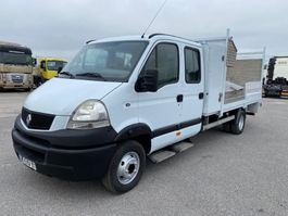 drop side lcv Renault Mascott 2009