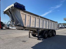 tipper semi trailer Benalu Semi reboque 1999